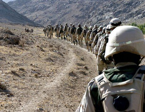 What Would A US Troop Reduction In Afghanistan Mean?