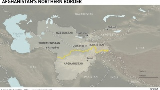 The Afghan terror warning sign on Central Asia's doorstep