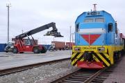 Khorgos center at Kazakh-Chinese border hosts trade fair