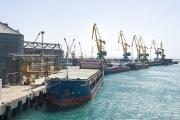 Kazakhstan holds presentation of multimodal transport hub at Kuryk port