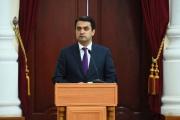 Tajikistan president's son becomes Dushanbe mayor