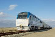 Container train tests China–Kazakhstan–Turkmenistan–Iran rail route